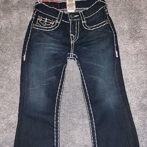 Toddler Authentic True Religion Jeans